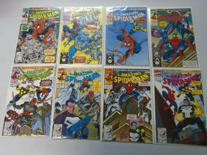 Amazing Spider-Man lot 32 different from #350-399 8.0 VF (1991-95 1st Series)