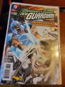 Green Lantern: New Guardians #30 (2014)