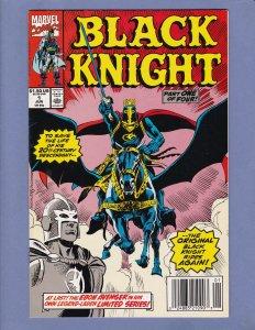 Black Knight #1 NM Marvel 1990