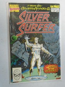 Silver Surfer Annual #2 8.0 VF (1989 2nd Series)