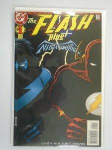 Flash plus #1 7.0 FN VF (1997)