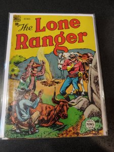 THE LONE RANGER #26 GOLDEN AGE CLASSIC