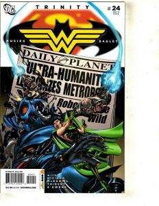 Lot Of 9 Comics Trinity # 24 25 26 29 30 31 32 33 34  EK7