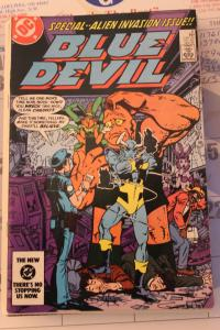 Blue Devil 6 VF