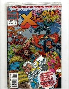 10 Marvel Comics X-Force Annual 2 Age 130 Hulk 411 Doom 2099 11 Thunder + HG4