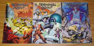 Terminal Point #1-3 VF/NM complete series - dark horse comics - bruce zick set 2