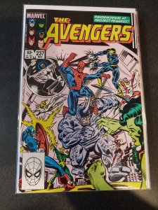 THE AVENGERS #237 BRONZE AGE CLASSIC VF/NM