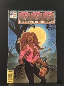 666 Mark of the Beast #3