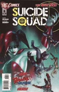 Suicide Squad #6 (VF/NM) 2012 DC Comics ID#000
