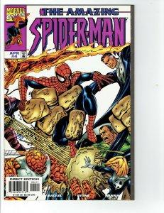 Amazing Spider-Man #4 1999 NM John Byrne Fantastic Four Frightful Four
