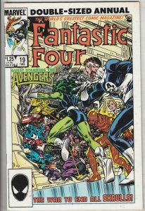 Fantastic Four King-Size Special #19 (Jan-85) NM- High-Grade Fantastic Four, ...
