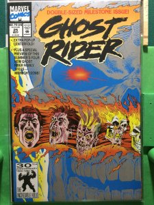 Ghost Rider #25 Double-Sized Milestone Issue!