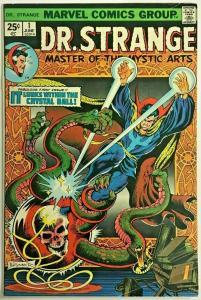 DOCTOR STRANGE#1 FN* 1974  MARVEL BRONZE AGE COMICS