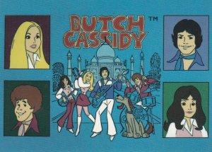 BUTCH CASSIDY#19  CARD BY CARDZ (SATURDAY MORNING CARTOONS)