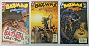 Batman Hollywood Knight set #1 to #3 all 3 different books 6.0 FN (2001)