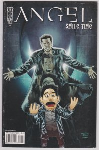Angel Smile Time #1 Cover A (F)