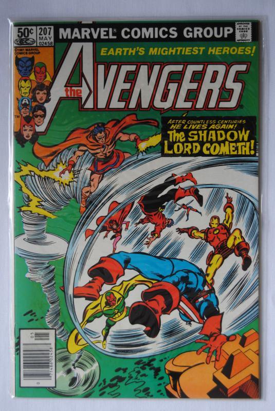 The Avengers, 207
