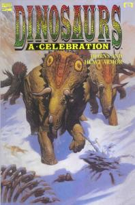 Dinosaurs, A Celebration #4 VF/NM; Epic   save on shipping - details inside