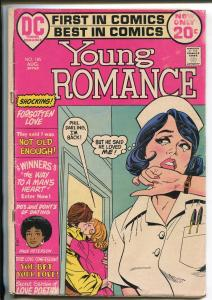Young Romance #185 1972-DC-African-American woman-nurse story-lingerie panel-G