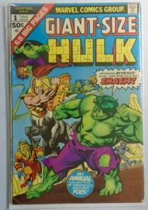 Giant-Size Hulk (1st Series) #1, 4.0 (1975)