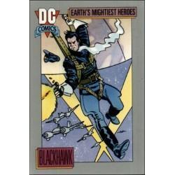 1991 DC Cosmic Cards - BLACKHAWK #36