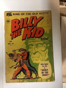 Billy the Kid Adventure Magazine #16 (1953)