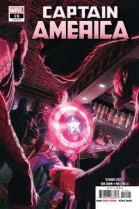 Captain America (Sept 2018 series) #16, NM- (Stock photo)