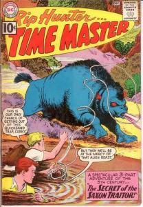 RIP HUNTER TIME MASTER 5 VG   December 1961 COMICS BOOK