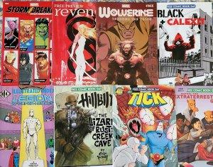 Comic Book Day 8 Book Lot