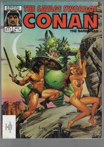 Savage Sword of Conan #118 (Marvel, 1985)