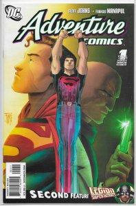 Adventure Comics   vol. 3   # 1/504 VF/NM Superboy, Legion of Super-Heroes