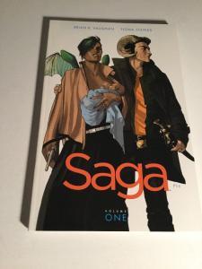 Saga Vol 1 Tpb Nm Near Mint Image Comics