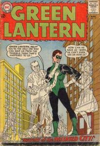 Green Lantern (1960 series) #27, Good- (Stock photo)