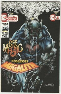 Megalith #4 (Continuity, 1993) NM