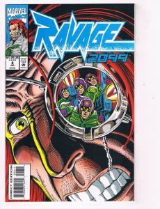 Ravage 2099 (1992) #8 Marvel Comic Book Stan LeeHH4 AD38