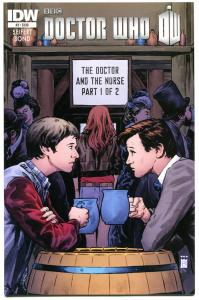 DOCTOR WHO #3, NM, Volume 3, 2012, IDW, Time Lord, Tardis, more DW in store