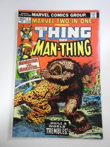 Marvel Two-in-One #1 (1974)