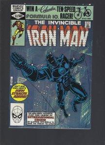 Iron Man #152 (1981)
