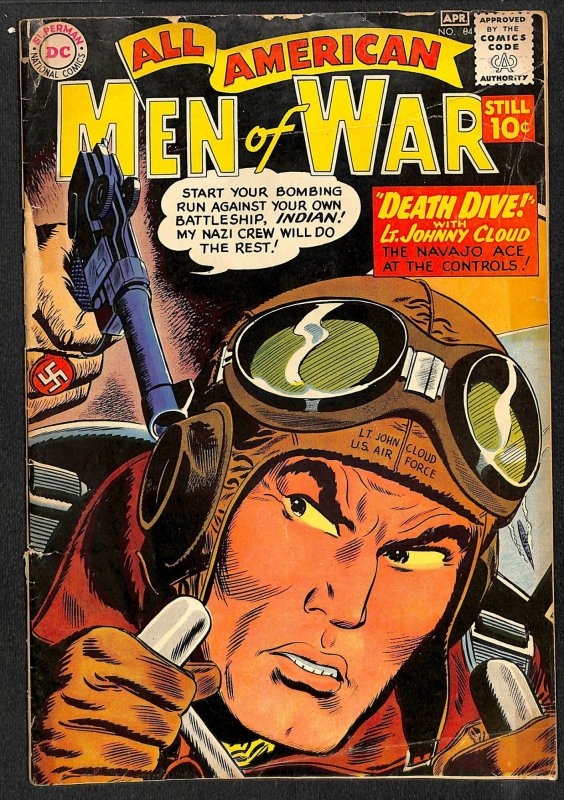All-American Men of War #84 (1961)