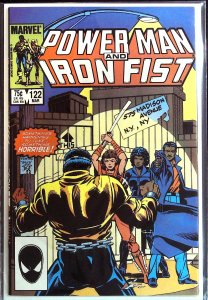 Power Man and Iron Fist #122 (1986)