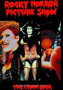 Rocky Horror Picture Show, The: The Comic Book TPB #1 VF/NM; Caliber | save on s