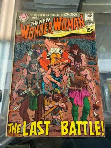 Wonder Women Vol.1 184 FN/VF (Oct. 1969)