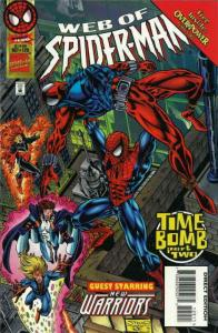 Web of Spider-Man, The #129 (with card) VF/NM; Marvel   save on shipping - detai
