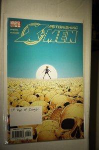 Astonishing X-Men (MX) #9 (2007)