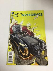 Convergence 8 Variant Nm Near Mint DC Comics