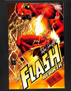 Flash Rebirth (2009) #1