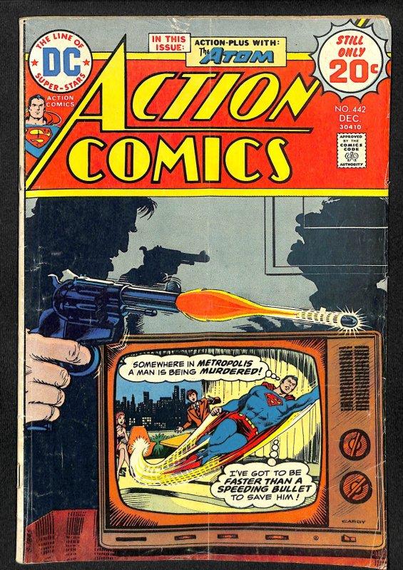Action Comics #442 (1974)