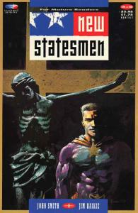 New Statesmen #2 VF/NM; Fleetway Quality   save on shipping - details inside