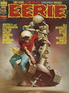 Eerie (1965 series) #73, VF (Stock photo)