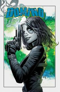 Domino Poster by Greg Land (24 x 36) Rolled/New!